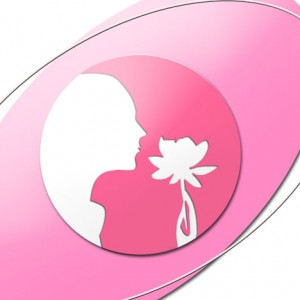 Pink Women's Wellness Journal Program Logo
