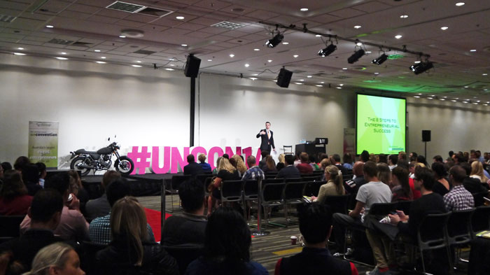 The Unconvention 2014 Brisbane
